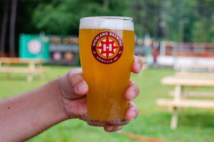 Many people visit Western North Carolina to explore its breweries, especially in Asheville.