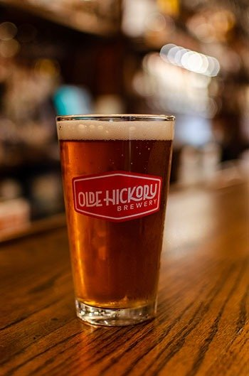 Western North Carolina Olde Hickory Brewing Hickory