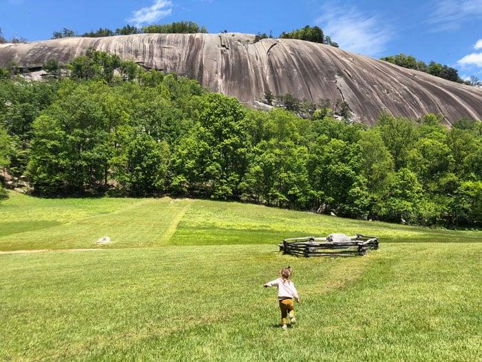 Western North Carolina Stone Mountain State Park