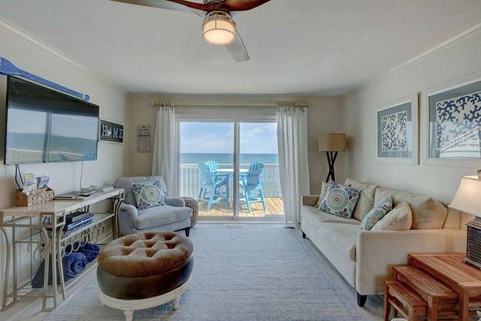 Airbnbs in Wilmington Seaside Vista Photo Courtesy of Airbnb
