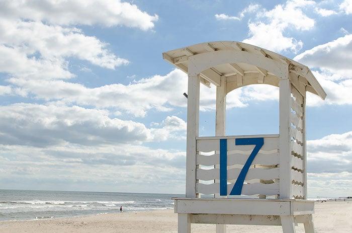 Of the beaches near Wilmington, Carolina Beach is certainly the busiest.