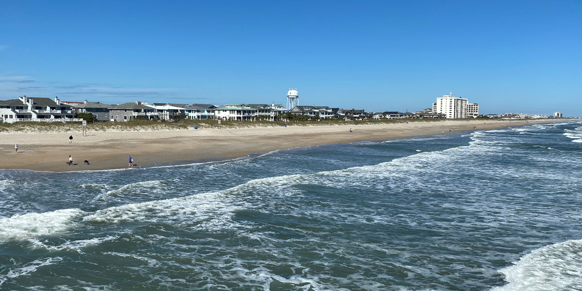 It's tough to decide which of the beaches near Wilmington is the best but someone has to do it!