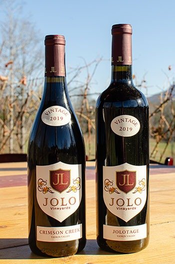 JOLO Vineyards NC Wineries