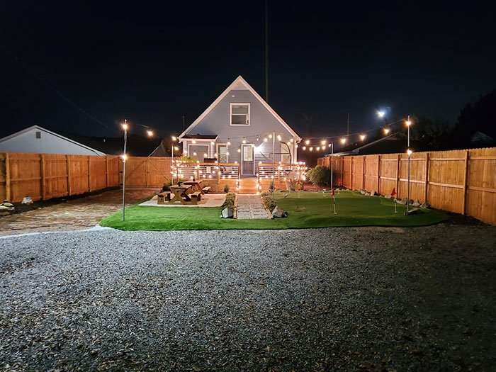 Oak City Lights Airbnbs in Raleigh