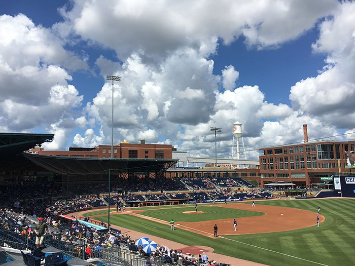 Things to Do with Kids in Durham NC Durham Bulls Athletic Park