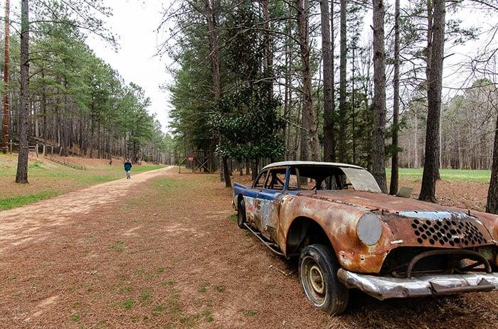 Day Trips from Greensboro NC Hillsborough Occoneechee Speedway Trail