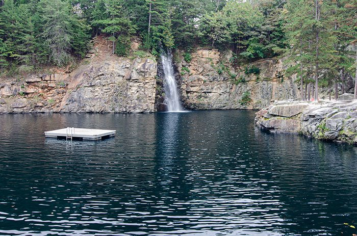 Day Trips from Greensboro NC Mooresville Carrigan Farms Rock Quarry