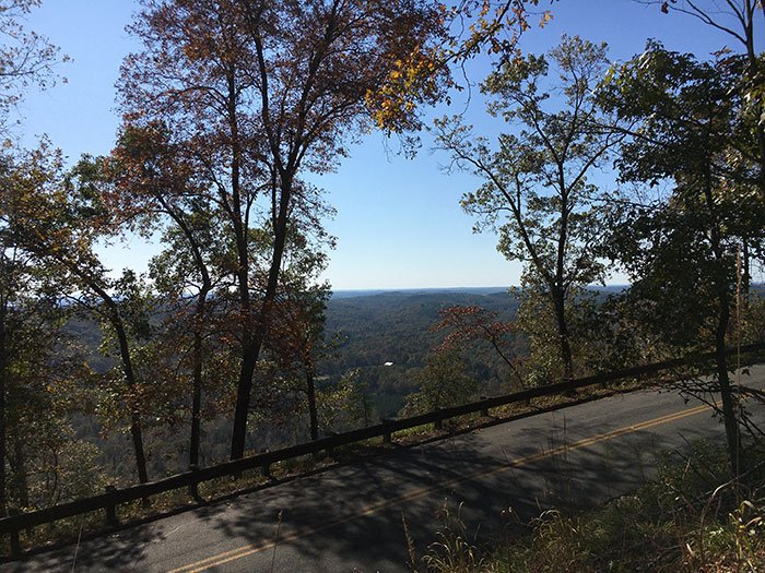 Day Trips from Greensboro NC Morrow Mountain State Park