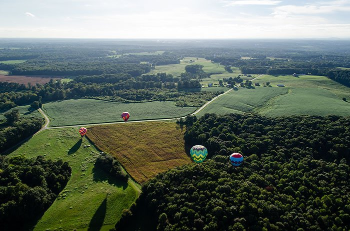 Day Trips from Greensboro NC Statesville Balloons