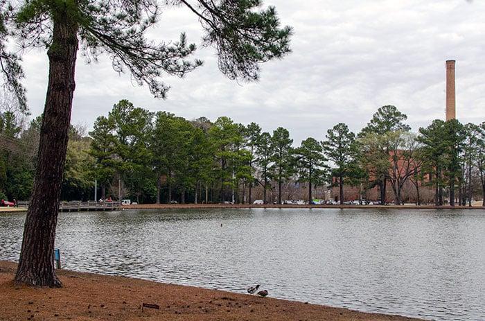 City Lake Park Rocky Mount NC