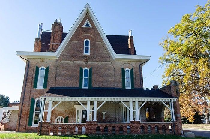 Museums in Winston Salem Korners Folly Kernersville NC