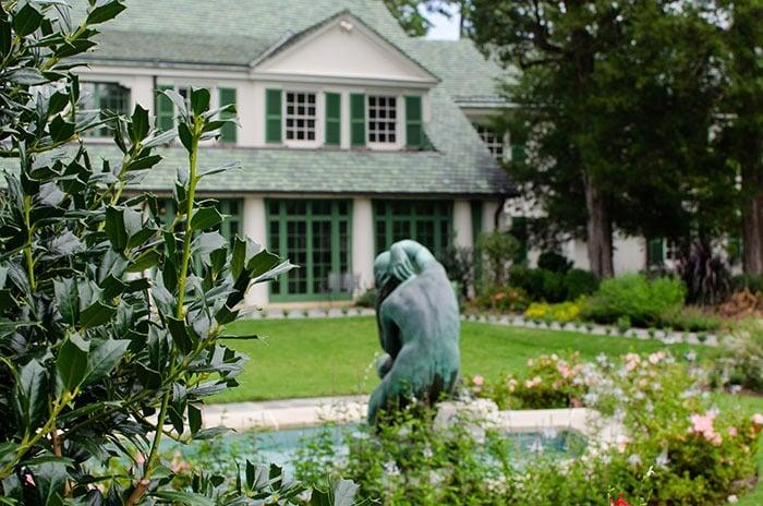 Museums in Winston Salem NC Reynolda House
