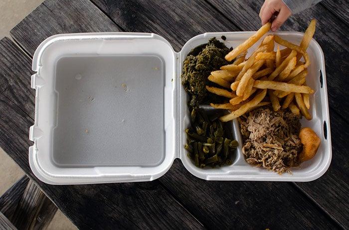 Restaurants in Rocky Mount NC Gardners Barbecue