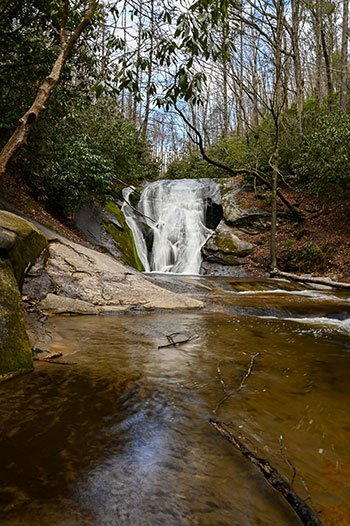 Widows Creek Falls NC