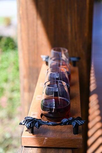 Adagio Vineyards Yadkin Valley Wineries