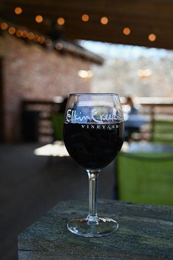 Elkin Creek Yadkin Valley Wineries