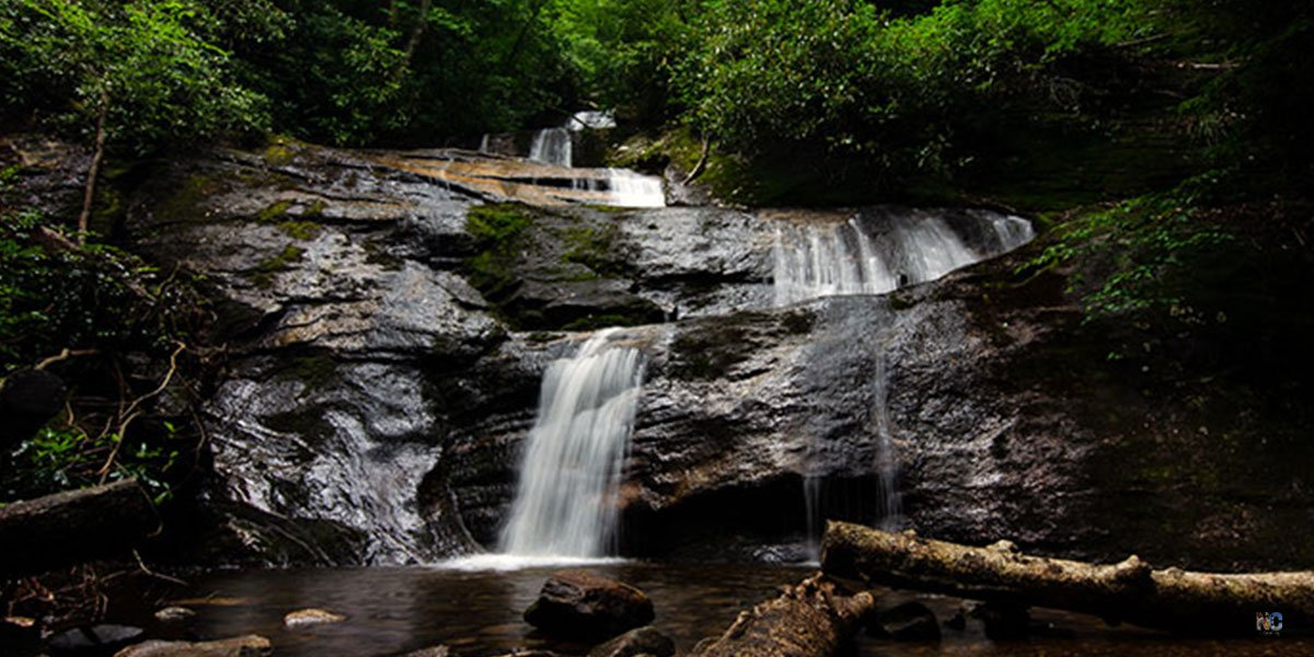 Setrock Creek Falls NC
