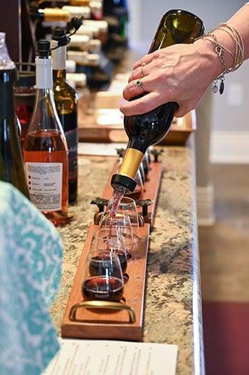 Yadkin Valley Wineries Adagio Vineyards