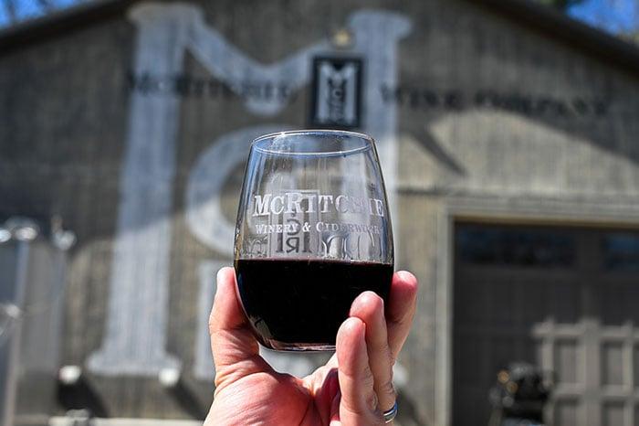 Yadkin Valley Wineries McRitchie